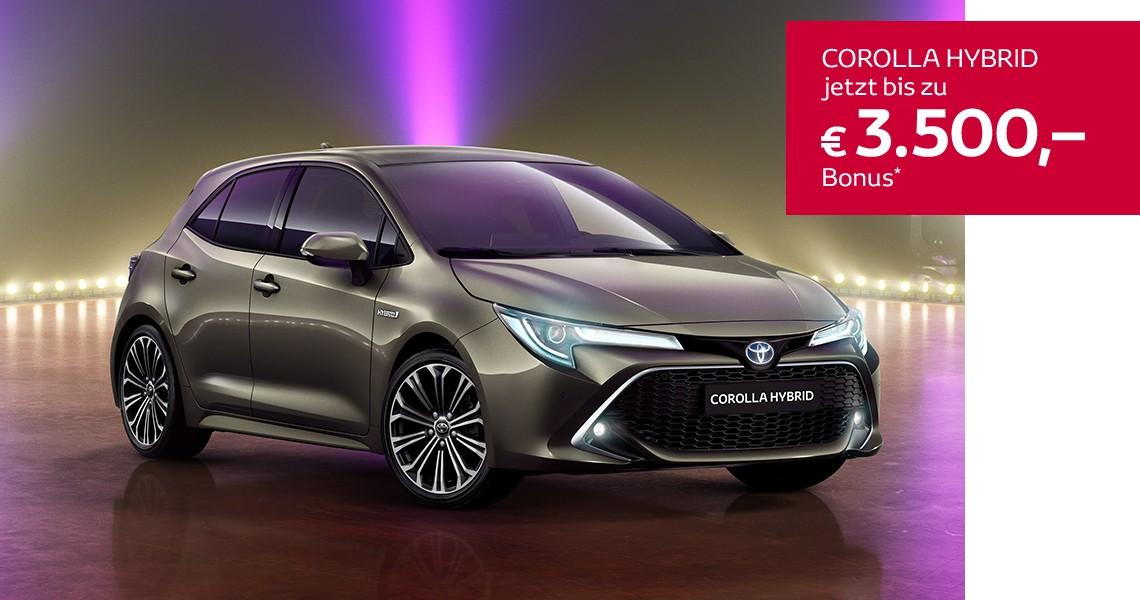 Der neue Toyota Corolla