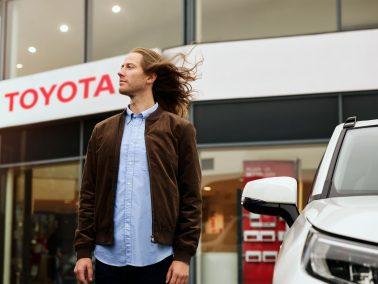 Toyota Relax – Spüre die Gelassenheit