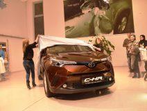 Präsentation des neuen Toyota C-HR
