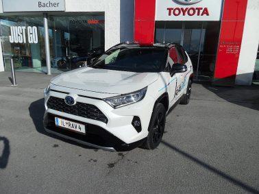 Toyota RAV4 2,5 Hybrid Style 2WD Aut.Winterpaket und Navi bei Auto Bacher GmbH in