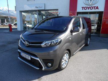 Toyota Proace Verso 2,0 D-4D 180 Medium VIP Aut. bei Auto Bacher GmbH in