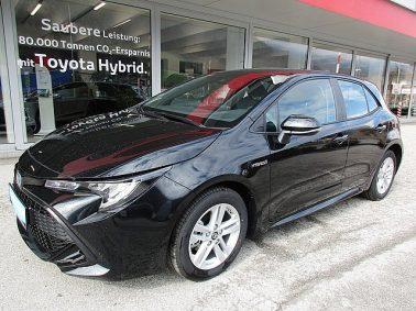 Toyota Corolla 1,8 Hybrid Active m. Driver Assist Paket (DAP) bei Auto Bacher GmbH in