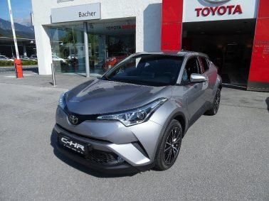 "Toyota C-HR 1,2T C-LUB 4WD ""TAGESZULASSUNG!"" bei Auto Bacher GmbH in"