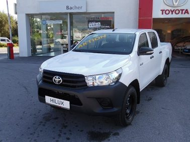 "Toyota Hilux 2,4 D-4D 4WD DOKA Country ""Netto € 23.900,00 (exkl. MwSt.)!"" bei Auto Bacher GmbH in"