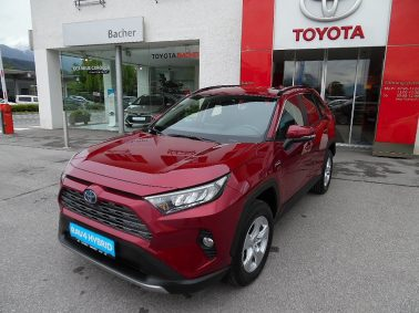 "Toyota RAV4 2,5 Hybrid Active AWD-i ""inkl. Driver-Assist-Paket!"" bei Auto Bacher GmbH in"