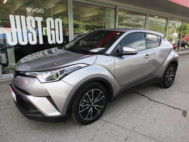 Toyota C-HR 1,8 Hybrid C-HIC CVT bei Auto Bacher GmbH in