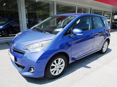 Toyota Verso S 1,33 dVVT-i Active m. LOUNGE-Paket bei Auto Bacher GmbH in