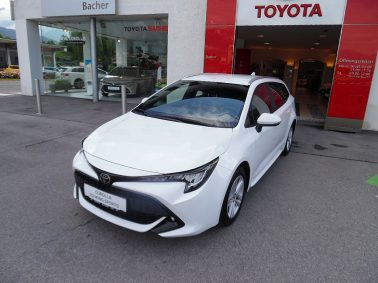 Toyota Corolla Kombi 1,2 Turbo Active bei Auto Bacher GmbH in