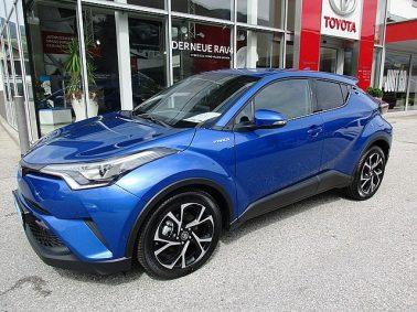Toyota C-HR 1,8 Hybrid C-LUB CVT m. Driver Assist Paket bei Auto Bacher GmbH in
