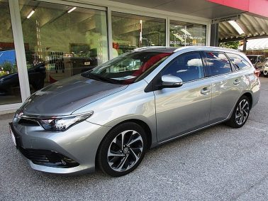Toyota Auris TS 1,6 D-4D Style bei Auto Bacher GmbH in