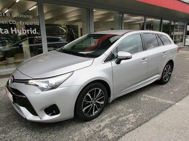 Toyota Avensis 1,6 D4-D Active Plus bei Auto Bacher GmbH in