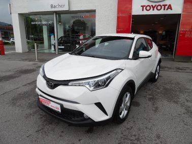 Toyota C-HR 1,2T C-ENTER bei Auto Bacher GmbH in