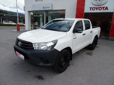 Toyota Hilux DK Country 4×4 2,5 D-4D 145 bei Auto Bacher GmbH in