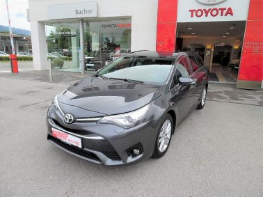 Toyota Avensis 2,0 D4-D Active Plus bei Auto Bacher GmbH in