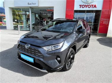 "Toyota RAV4 2,5 Hybrid Style AWD ""inkl. Driver-Assist- & Winter-Paket!"" bei Auto Bacher GmbH in"