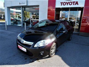 Toyota Auris 1,8 VVT-i Hybrid Premium bei Auto Bacher GmbH in