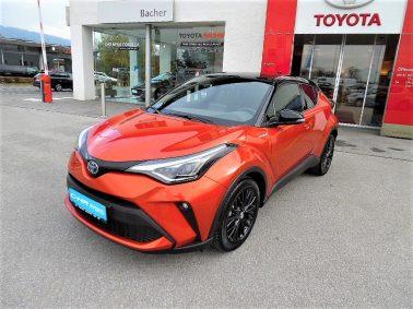 Toyota C-HR 2,0 HYBRID C-UORE CVT bei Auto Bacher GmbH in