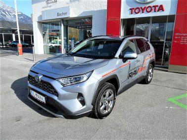 Toyota RAV4 2,5 Hybrid VIP AWD bei Auto Bacher GmbH in