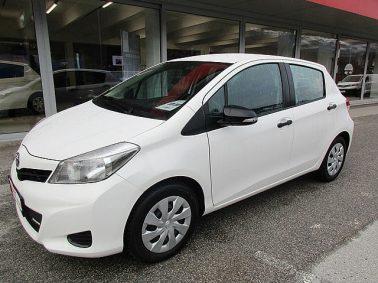Toyota Yaris 1,33 dVVT-i Life bei Auto Bacher GmbH in