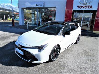 Toyota Corolla Kombi 1,8 Hybrid GR-S bei Auto Bacher GmbH in