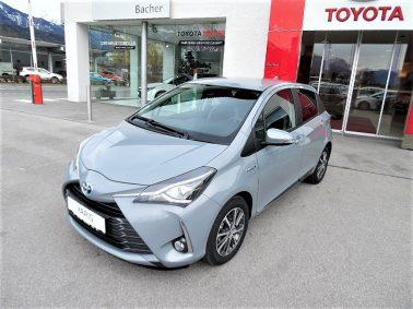 "Toyota Yaris 1,5 VVT-i Hybrid Active ""inkl. Design-Paket+ Con."" bei Auto Bacher GmbH in"
