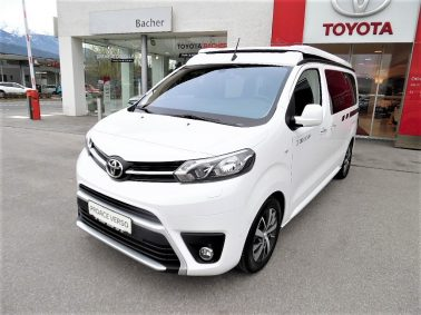 """Toyota Proace 1,5 D120 CROSSCAMP """"AB € 47.990,00 BRUTTO!"""" bei Auto Bacher GmbH in"""