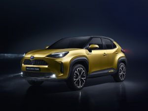 Yaris Cross 2021