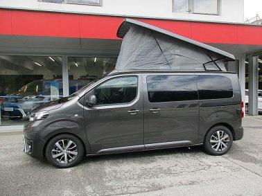 """Toyota Proace 2,0 D-4D 150 Medium """"CROSSCAMP"""" bei Auto Bacher GmbH in"""