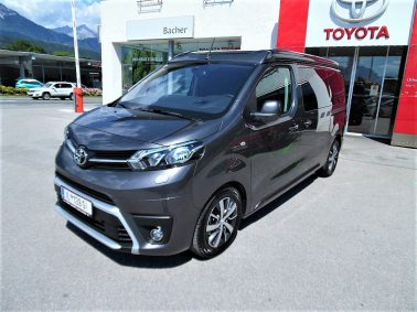 Toyota PROACE VERSO 2,0D 150 CROSSCAMP bei Auto Bacher GmbH in