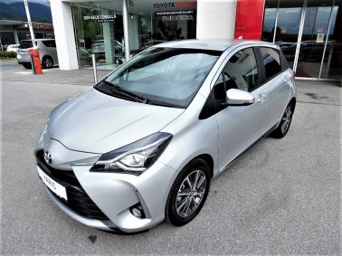 Toyota Yaris 1,5 VVT-ie Active Design Connect bei Auto Bacher GmbH in