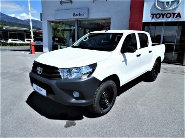 Toyota Hilux DK Country 4×4 2,5 D-4D 145 ( € 24.900,00 ohne MwSt.) bei Auto Bacher GmbH in