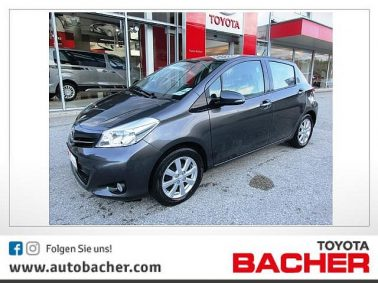 Toyota Yaris 1,0 VVT-i Edition 75 bei Auto Bacher GmbH in