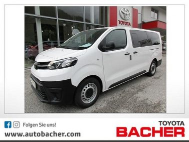 Toyota Proace 1,6 D-4D 115 Lang bei Auto Bacher GmbH in