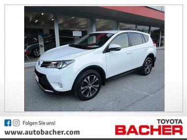 Toyota RAV4 2,0 D-4D Elegance 4WD bei Auto Bacher GmbH in