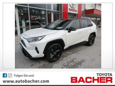 Toyota RAV4 2,5 Hybrid Style AWD bei Auto Bacher GmbH in