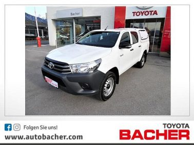 Toyota Hilux DK Country 4×4 2,4 D-4D bei Auto Bacher GmbH in