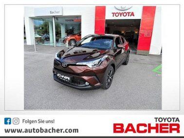 Toyota C-HR 1,2T C-LUB 4WD bei Auto Bacher GmbH in
