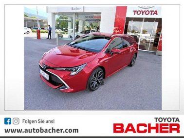 Toyota Corolla Kombi 2,0 Hybrid Lounge Aut. bei Auto Bacher GmbH in