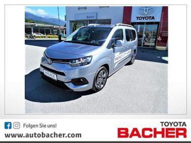 Toyota Proace City Verso L2 1,5 D-4D 130 Family+ Aut. bei Auto Bacher GmbH in