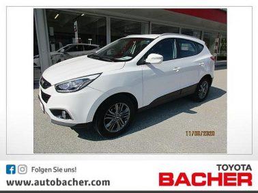 Hyundai iX35 2,0 CRDi GO bei Auto Bacher GmbH in