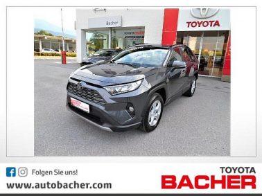 Toyota RAV4 2,0 Valvematic Active CVT bei Auto Bacher GmbH in