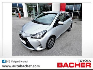 Toyota Yaris 1,5 VVT-ie Active bei Auto Bacher GmbH in