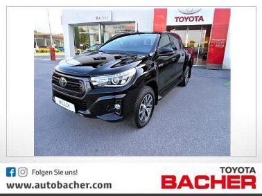 Toyota Hilux DKB Legend 4×4 2,4 D-4D Aut. bei Auto Bacher GmbH in
