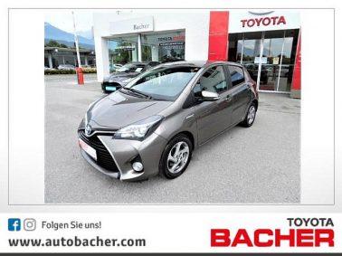 Toyota Yaris 1,5 VVT-i Hybrid Edition45 bei Auto Bacher GmbH in