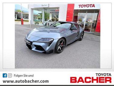 Toyota Supra GR 3,0 bei Auto Bacher GmbH in