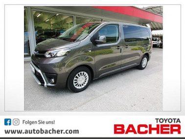 Toyota Proace Verso 1,5 D-4D 120 Medium Shuttle bei Auto Bacher GmbH in