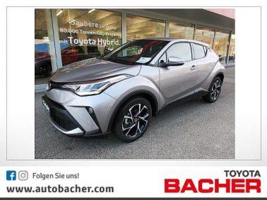 Toyota C-HR 1,2T C-LUB bei Auto Bacher GmbH in