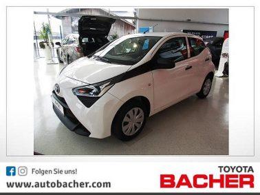 Toyota Aygo 1,0 VVT-i x bei Auto Bacher GmbH in