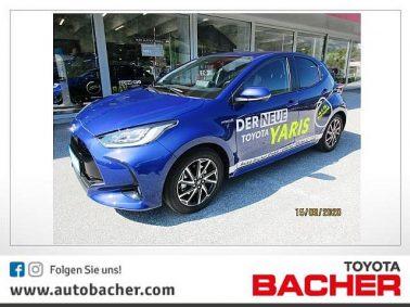 Toyota Yaris 1,5 VVT-i Hybrid Design bei Auto Bacher GmbH in
