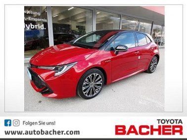 Toyota Corolla 2,0 Hybrid Style bei Auto Bacher GmbH in